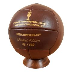 Limited Edition 1961/62 Leather Ball