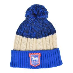 Adult Royal Mix Cable Beanie