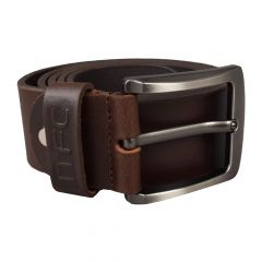 Executive Brown Leather Belt