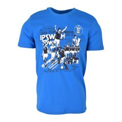 LIMITED EDITION Royal UEFA Cup Tee