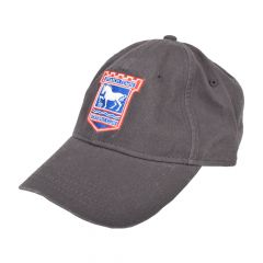 Town Charcoal Washed Cap