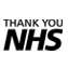 NHS Charity Patch Black